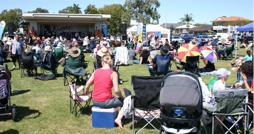 What to do on Father's Day in Australia WM Jazz Festival