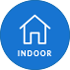 Indoor Sports and Leisure Centres.Indoor icon