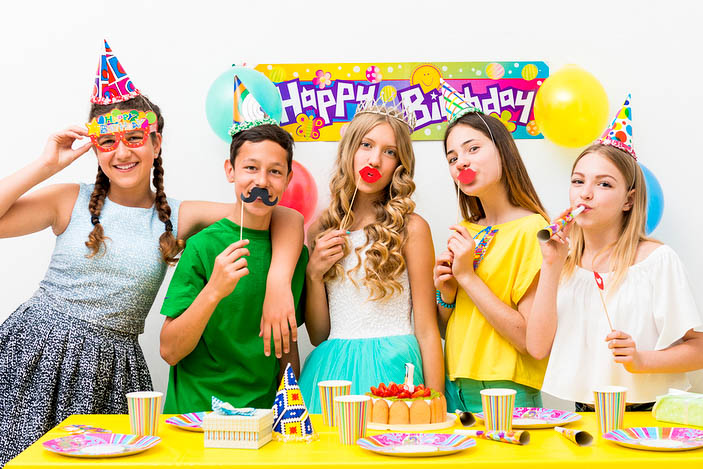 Birthday Party Ideas For Teenagers In Australia
